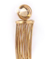 Antonio Bernardo | Metallic 18kt Gold 'gaudi' Earrings | Lyst