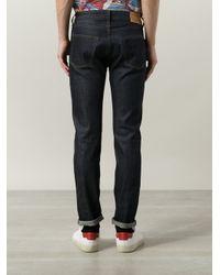 Levi's - Blue Slim Fit Jeans for Men - Lyst