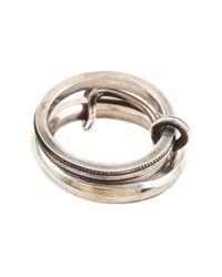 Werkstatt:münchen - Metallic Werkstatt:münchen Connected Ring for Men - Lyst