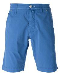 Jacob Cohen - Green Bermuda Shorts for Men - Lyst