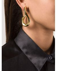 Annelise Michelson | Metallic 'broken Chain' Earring | Lyst