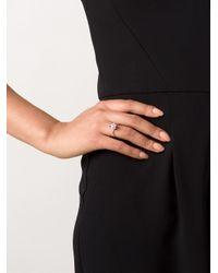 Nektar De Stagni | Metallic Spike Pearl Ring | Lyst