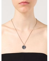 Rosa Maria - Blue 'venuci' Ruby Necklace - Lyst