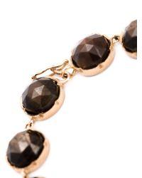 Irene Neuwirth - Black Sapphire Stone Bracelet - Lyst