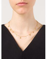 Marie-hélène De Taillac - Metallic Hawaii Charm Necklace - Lyst