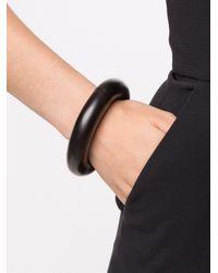 Monies - Black Large Tri Sectional Bracelet - Lyst