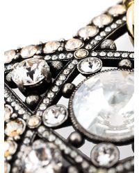 Lanvin - Metallic Star Pendant Necklace - Lyst