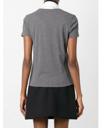 KENZO - Gray Vitkac Exclusive 'tiger' T-shirt - Lyst