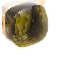 Pomellato - Green Lemon Quartz Ring - Lyst
