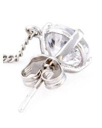 Maison Margiela - Metallic Banded Necklace - Lyst