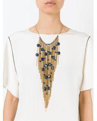 Rosantica - Blue 'santa Barbara' Necklace - Lyst