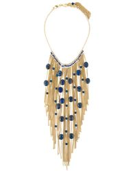 Rosantica | Metallic 'santa Barbara' Necklace | Lyst
