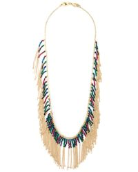 Rosantica | Metallic 'nepal' Necklace | Lyst