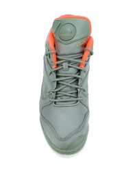 Reebok - Green 'court Victory Pump Tech' Sneakers for Men - Lyst