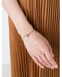 Miansai - Metallic 'screw' Bracelet - Lyst