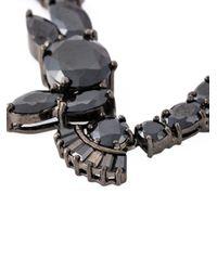 Iosselliani - 'black On Black Memento' Necklace - Lyst