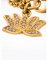 Astley Clarke - Metallic 'lotus Biography' Bracelet - Lyst