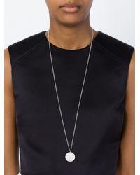 Astley Clarke - Metallic Large 'cosmos' Diamond Locket Pendant Neckace - Lyst