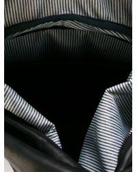 Côte&Ciel - Black - 'nile Alisas' Backpack - Unisex - Leather - One Size - Lyst