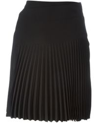 A.F.Vandevorst | Black '161 Season' Skirt | Lyst