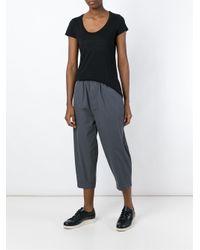 Societe Anonyme - Gray Jap Cotton Pants - Lyst