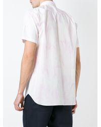 Comme des Garçons - Black Comme Des Garçons Shirt Dyed Shirt for Men - Lyst