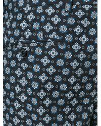 Dolce & Gabbana - Black Tille Print Shorts for Men - Lyst