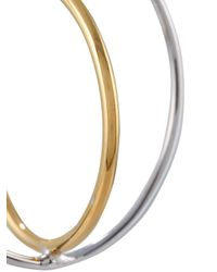 Charlotte Chesnais - Metallic 'saturn' Earrings - Lyst