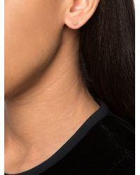 Eddie Borgo - Metallic Spike Stud Earrings - Lyst