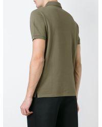 Valentino - Green 'rockstud' Polo Shirt for Men - Lyst