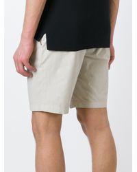 Burberry - Multicolor Straight Leg Bermuda Shorts for Men - Lyst