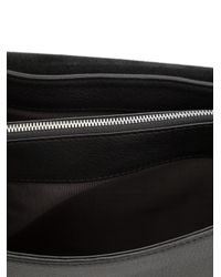 Rag & Bone - Black Flap Shoulder Bag - Lyst