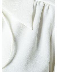 See By Chloé - White Daisy Top - Lyst