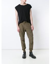 Maharishi - Green Tapered Cargo Pants for Men - Lyst