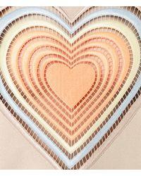 Christopher Kane - Multicolor Multi Heart Sweatshirt - Lyst