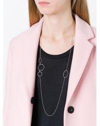 Étoile Isabel Marant | Metallic Isabel Marant Étoile Geometric Chain Necklace | Lyst