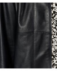 Christopher Kane - Blue Grid Bomber Jacket for Men - Lyst
