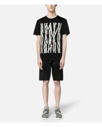 Christopher Kane - Black Technical Elasticated Waist Shorts for Men - Lyst