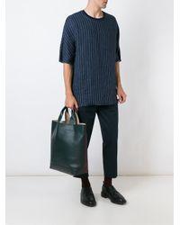 Marni - Black Two Tone Shopper for Men - Lyst