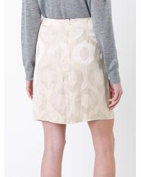Isabel Marant - Multicolor Draped Skirt - Lyst