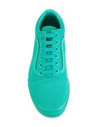 Vans - Brown Low Top Sneakers - Lyst
