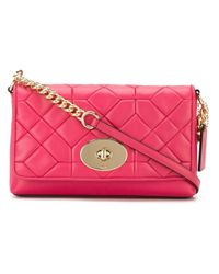 COACH | Pink 'crosstown' Cross Body Bag | Lyst