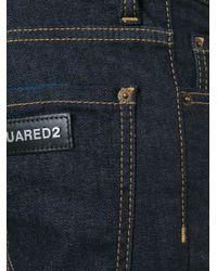 DSquared² - Blue 'slim' Jeans for Men - Lyst