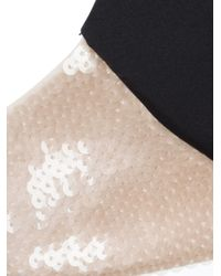 La Perla - Black 'radiance' Bikini Top - Lyst