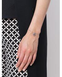 KENZO - Metallic Mini 'eye' Bracelet - Lyst