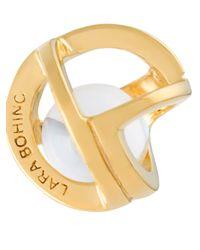 Lara Bohinc - Metallic 'planetaria' Stud Earrings - Lyst