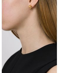 Lara Bohinc - Metallic 'planetaria' Stud Earrings - Lyst