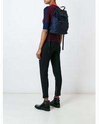 Tory Burch - Blue 'ella' Backpack - Lyst