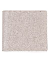 Thom Browne - Gray Billfold Wallet for Men - Lyst