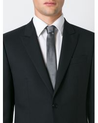 Givenchy - Gray Woven Tie for Men - Lyst